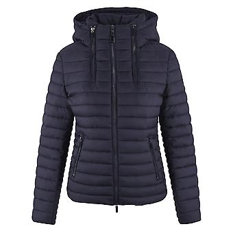 Imperial Riding Athens Womens Jacket - Navy Blue