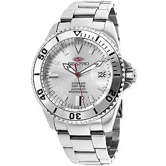 Seapro Men's Scuba 200 Silver Dial Watch - SP4310
