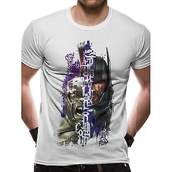 Thor: Ragnarok Adults Unisex Adults Split T-Shirt