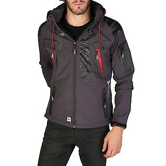 Geographical norway - techno_man men's jacket, grey