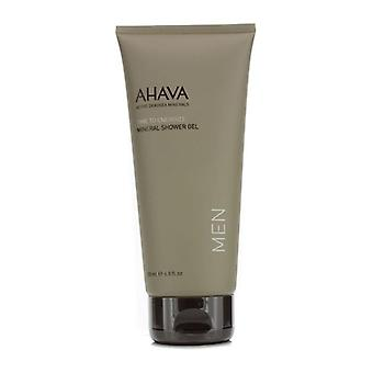 Ahava Time To Mineral Shower Gel Energize - 200ml / 6.8oz