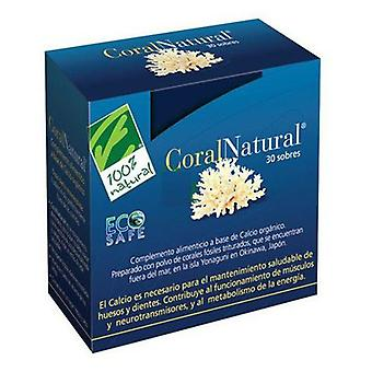 100% Natural Natural Coral Powder 30 Envelopes