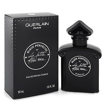 La Petite Robe Noire Schwarz Perfecto Eau De Parfum Florale Spray Von Guerlain 548151 50 ml