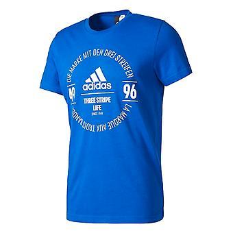 Adidas Logo mænd T-Shirt