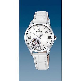 Festina - Wristwatch - Дамы - F20490/1 - Автоматическая
