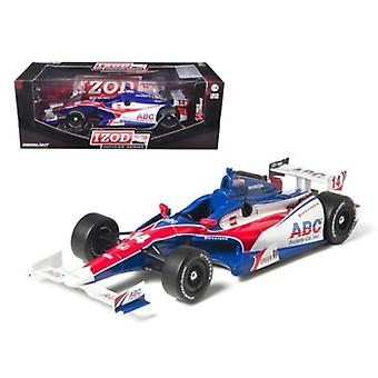 2012 Izod Indy 500 Mike Conway #14 ABC Supply Racing 1/18 Diecast Model Car par Greenlight