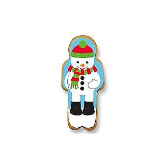 Culpitt peperkoek Snowman suiker plaque-boxed 60