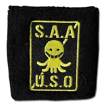 Sweatband - Assassination Classroom - New S.A.A.U.S.O. Emblem ge64806