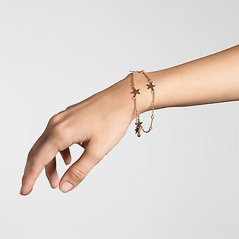 Golddigga Womens ster armband dames