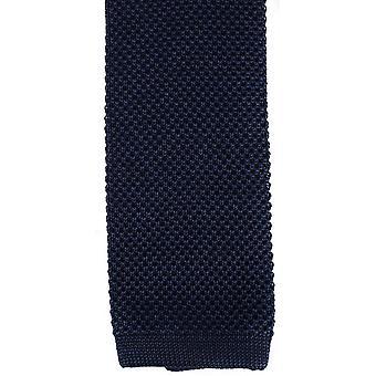 David Van Hagen ren strikket slips - Navy