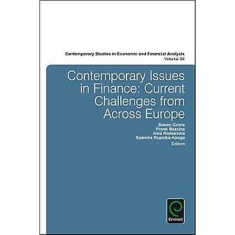 Contemporary Issues in Finance Current Challenges from Across Europe by Grima & Simon