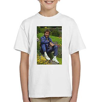 TV Zeiten Cliff Richard Garten Kinder T-Shirt