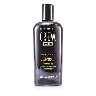 Men Classic Gray Shampoo (optimal Maintenance For Gray Hair) - 250ml/8.45oz