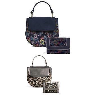 Rubin Shoo Frauen's Acapulco Top Griff Tasche & passende Genf Geldbörse