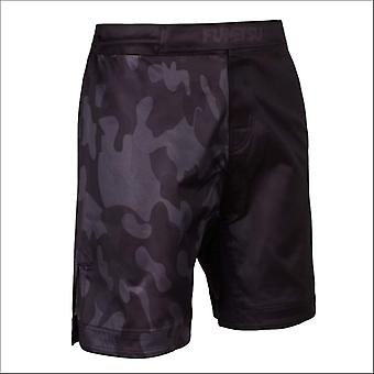 Fumetsu stealth camo fight shorts