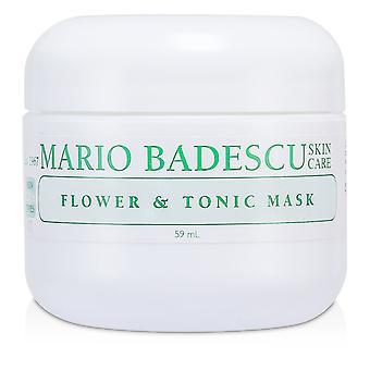 Květinová a toniková maska pro kombinaci/ mastnou/ citlivou pleť 177249 59ml/2oz
