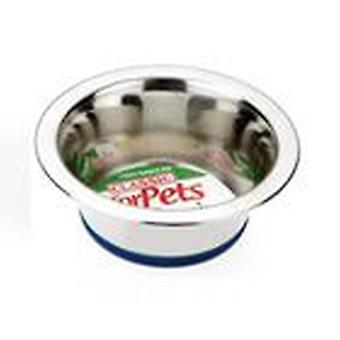 Classic For Pets S.P.S. Steel Dish 240ml (Dogs , Bowls, Feeders & Water Dispensers)