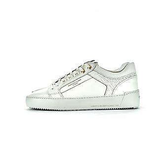 Android Homme  Android Homme White Venice Low Sneaker