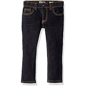 Osh Kosh Boys' Toddler Skinny Jeans, Dark Rinse, 4T