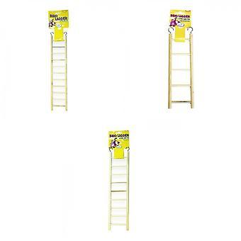快乐宠物木鸟梯子