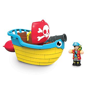 WOW Leker Pip pirat skipet