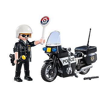 Playmobil 5648 Police Carry Case - Small