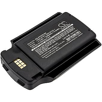 Battery for Honeywell 7600-BTEC 7600-BTXC 7600-BTXC-1 Dolphin 7600 7600 II
