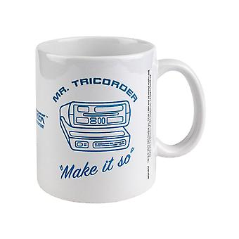 Star Trek, Mug - M. Tricorder