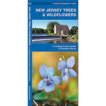 New Jersey Trees & Wildflowers - A Folding Pocket Guide to Familiar Sp