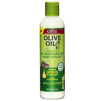 Ors olive oil moisturizing hair lotion, 8.5 oz