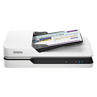 Scanner Epson WorkForce DS-1630 LED 300 dpi LAN Weiß