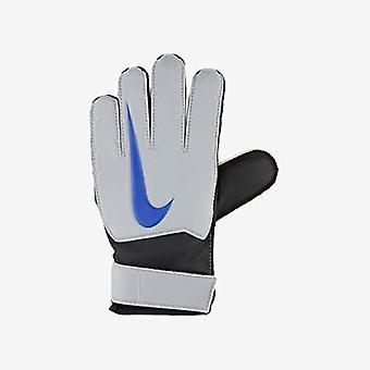 Kinder's Torwarthandschuhe Nike GK Match JR FA18 Weiß Blau/7