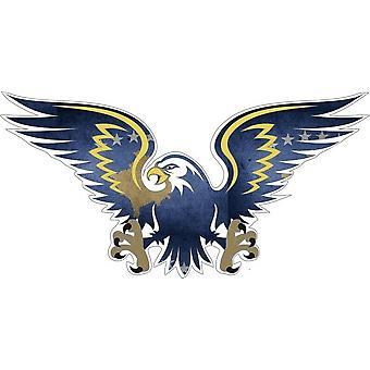 عصا ملصقا الفينيل النسر العلم كوسوفو