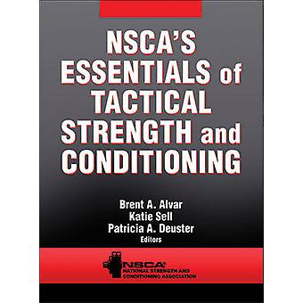 NSCA's Essentials of Tactical Strength and Conditioning by NSCA -Nati