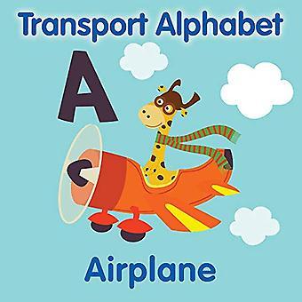 Transport Alphabet - 9781760791094 Book