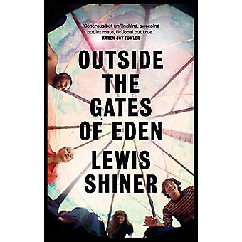 Outside the Gates of Eden by Lewis Shiner - 9781789541137 Book