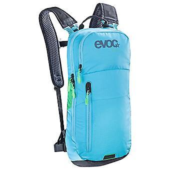 evoc CC Bike Backpack - 44 cm - 6 Liters - Neon/Blue