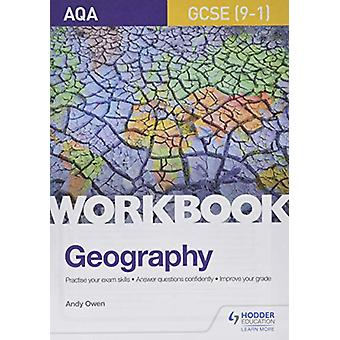 AQA GCSE (9-1) Geography Workbook by Andy Owen - 9781510453364 Book