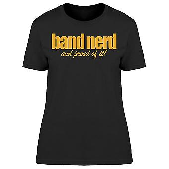 Nerd Band Women's T-shirt