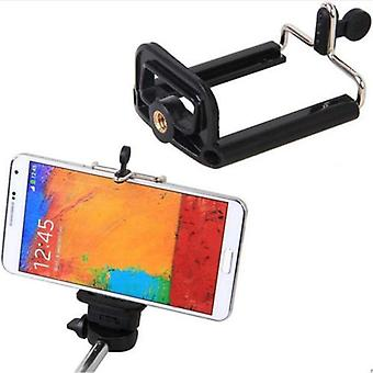 U type selfie stick tripod phone stand clip detachable adjustable bracket holder