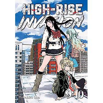 High-Rise Invasion Vol. 9-10 by Tsuina Miura - 9781642757026 Book