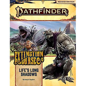 Pathfinder Adventure Path Lifes Long Shadows Extinction Curse 3 of 6 P2 by Vaughan & Greg A.