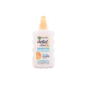 Delial Niños Sensitive Advanced Spray Spf50+ 200 Ml Unisex