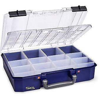 raaco CarryLite 80 4x8-12 DLU Assortment case No. of compartments: 12 1 pc(s)