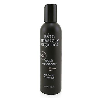 Repair Conditioner For Damaged Hair With Honey & Hibiscus - 177ml/6oz