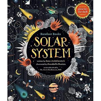 Barefoot Books Solar System by Anne Jankeliowitch - 9781782858232 Book