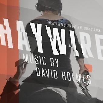 David Holmes - Haywire/David Holmes [CD] USA import