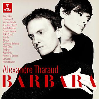 Tharaud*Alexandre - Hommage a Barbara [CD] USA import