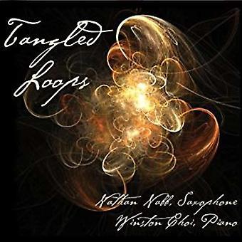 Nathan Nabb - Tangled Loops [CD] USA import