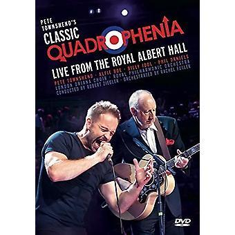 Pete Townshend - Classic Quadrophenia [DVD] USA import
